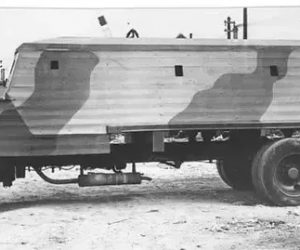 Armored Lorry