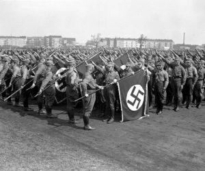 Nazi SAs